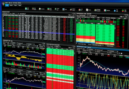 Forex stock trading software