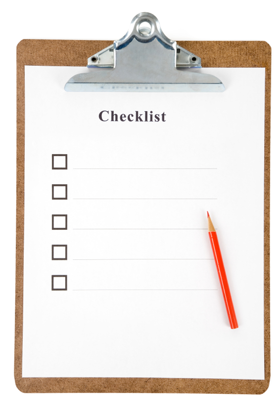 forex business checklist