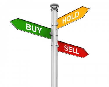 Trading in the oil market may mean buying, holding and eventually selling an oil related financial instrument