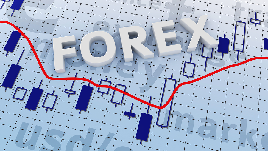 Who are the major players in forex market