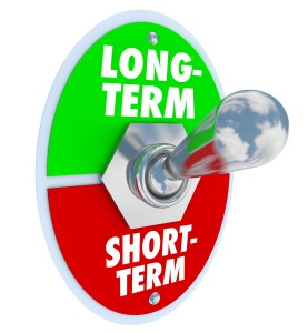 Short-Term vs. Long-Term Investing