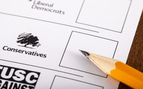 how to trade a general election