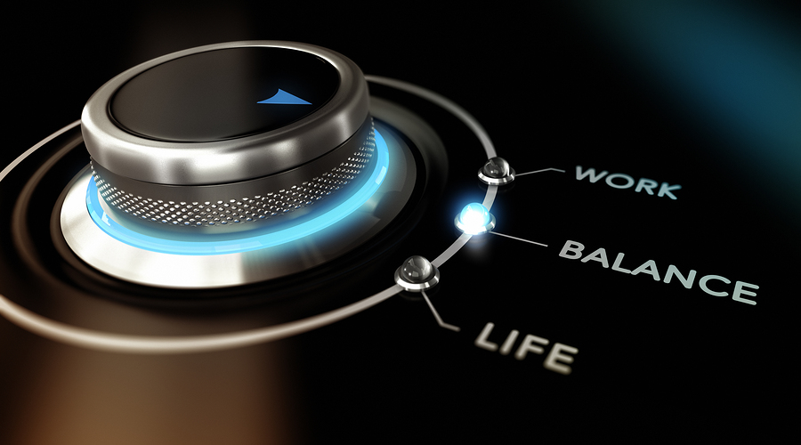 More Balance Between Trading and Life