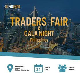 traders fair and gala night