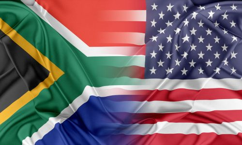 USD / rand is an example of an exotic currency matched up with major