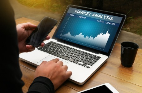 Market analysis is useful for volatility trading